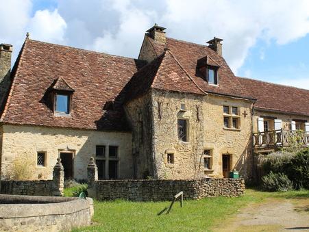 Vente Chateau  Dordogne 450 500 €