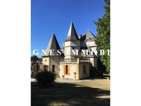 Vente Château  Bergerac 1 368 000 €