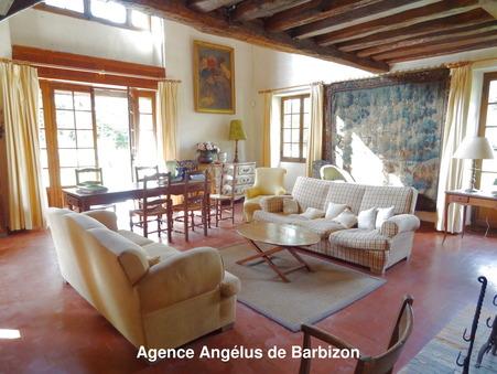 à vendre Maison haut de gamme Barbizon 590 000 €