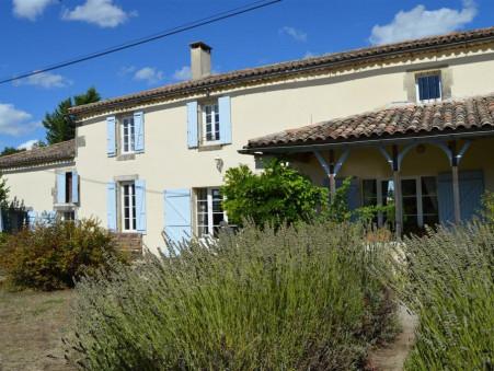 à vendre Grande maison de campagne  d'exception Gironde 524 000 €