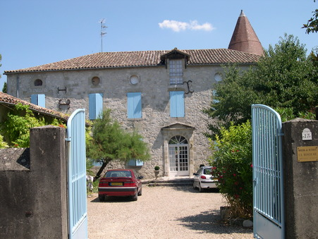 Vente Château de luxe Lot et garonne 371 000 €