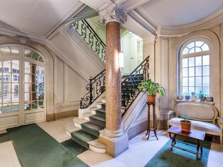 à vendre Appartement de prestige Paris 2 490 000 €