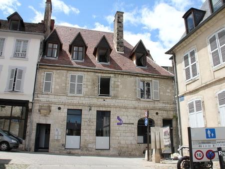 Vente        Maison d'exception Centre 609 000 €