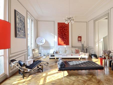 Vente Hôtel particulier haut de gamme Paris 8 400 000 €