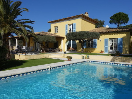 Vente Villa de prestige Sainte Maxime