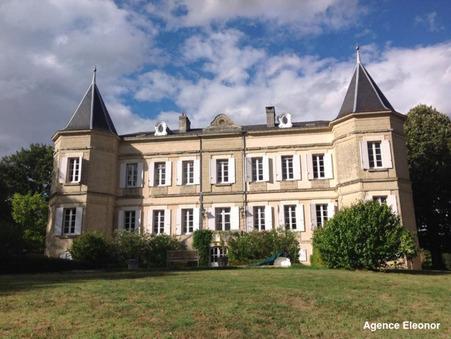Achat Chateau d'exception Lot et garonne 1 155 000 €