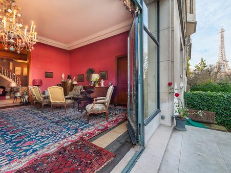 Achat Appartement haut de gamme Paris 15 450 000 €