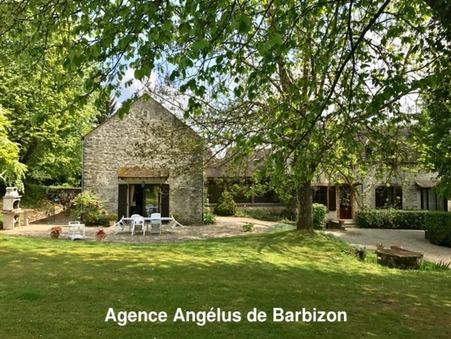 à vendre Maison haut de gamme Fontainebleau 535 500 €