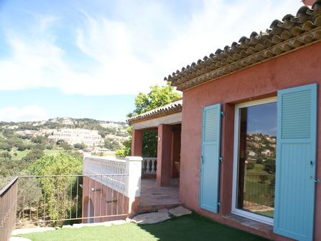 Vente Villa de qualité Sainte Maxime 1 120 000 €