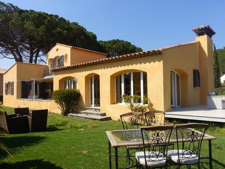 Achat Maison de caractère  Sainte Maxime 750 000 €