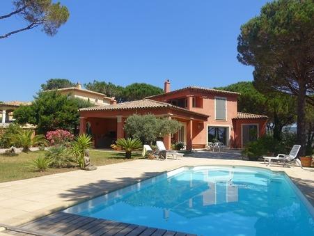 Vente Maison de maître de luxe Sainte Maxime 1 295 000 €