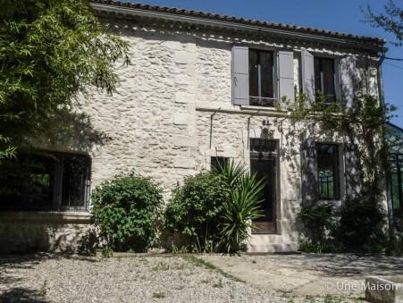 Vente Mas haut de gamme Avignon 960 000 €