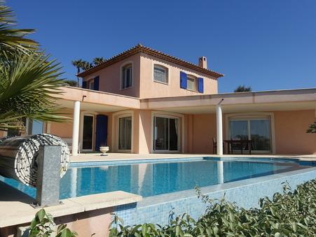 à vendre Villa de prestige Sainte Maxime 1 785 000 €