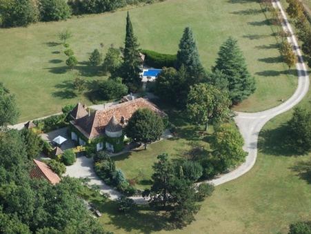 Achat Chateau haut de gamme Dordogne 899 000 €