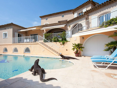 Vente Villa de luxe Les Issambres 1 389 000 €