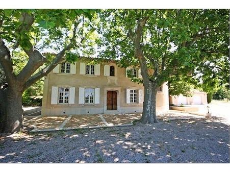 à vendre Maison haut de gamme Var 950 000 €