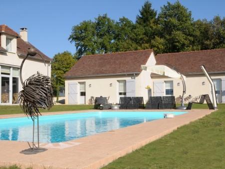 Achat Hotel particulier haut de gamme Dordogne 707 000 €