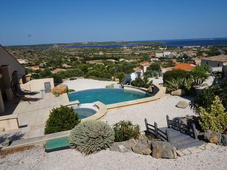 Vente Villa de luxe Fitou 680 000 €
