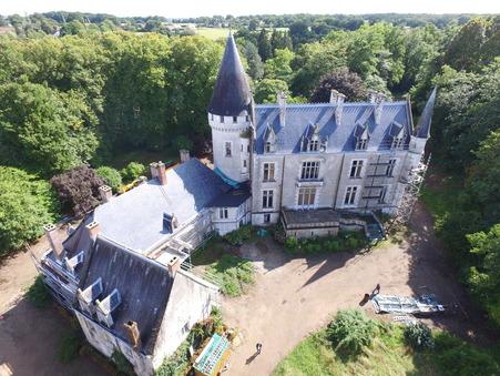 à vendre Chateau de prestige Centre 795 000 €