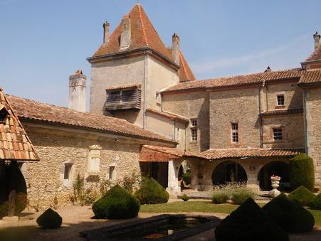 à vendre Château de luxe Lot et garonne 2 730 000 €