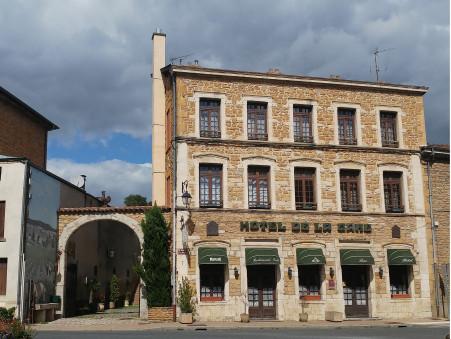Vente Hotel particulier grand standing Rhône