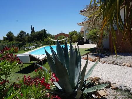 Vente Villa haut de gamme Leucate 540 000 €
