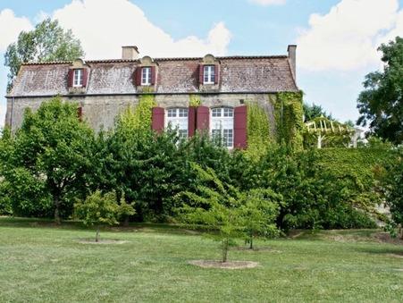 Vente Château d'exception Lot et garonne 324 825 €
