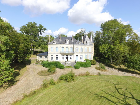 Acheter        Château de prestige Centre 775 000 €
