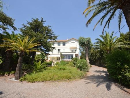Vente Maison de prestige Saint Raphaël 2 500 000 €