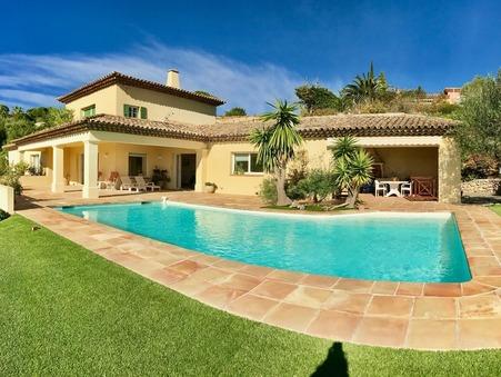 à vendre Villa  Sainte Maxime 2 190 000 €