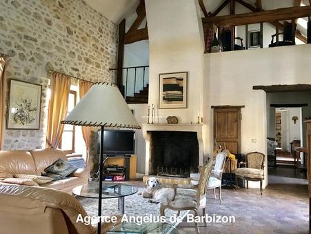 à vendre Maison de caractère haut de gamme Fontainebleau 580 000 €
