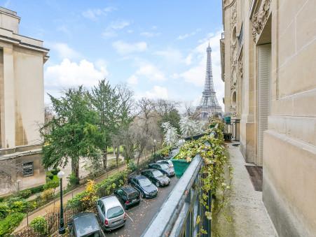 Appartement de luxe Paris 16eme arrondissement 5 900 000 €