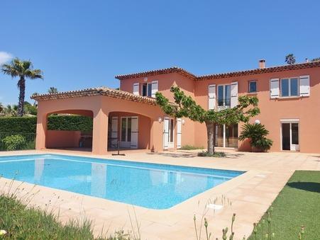 à vendre Villa grand standing Sainte Maxime 1 260 000 €