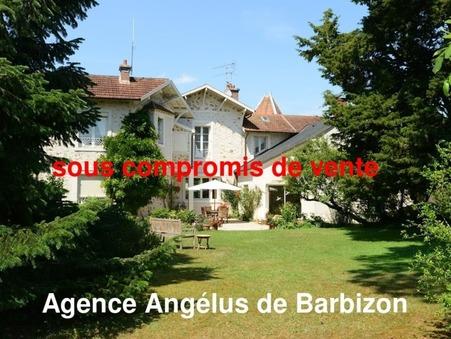 à vendre Propriété coup coeur-belles prestations grand standing Fontainebleau 990 000 €