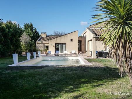 à vendre Maison de qualité Morières lès avignon 580 000 €