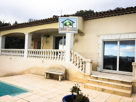 Maison de prestige Grasse 895 400 €