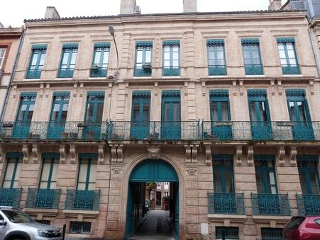 Achat Appartement haut de gamme Toulouse 524 000 €
