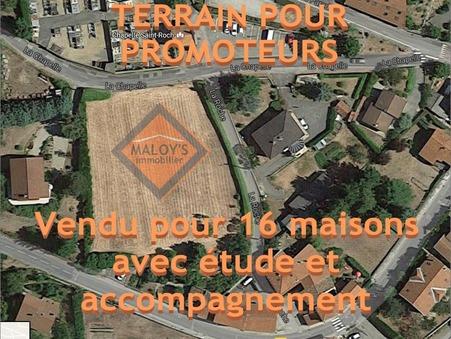 Vente Terrain haut de gamme Rhône 1 000 000 €