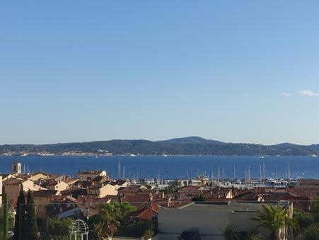 à vendre Appartement grand standing Sainte Maxime 1 580 000 €