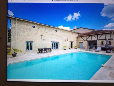Achat Maison de maître grand standing Aquitaine 949 500 €