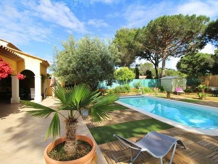 à vendre Villa haut de gamme Sainte Maxime 595 000 €