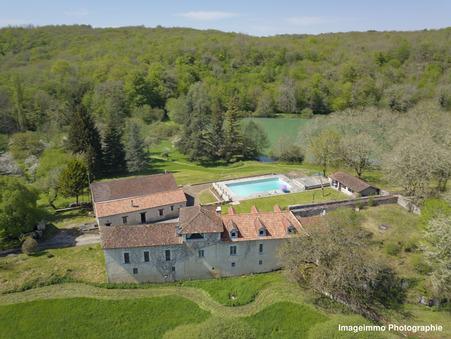 Vente Maison de prestige Brantôme 1 890 000 €