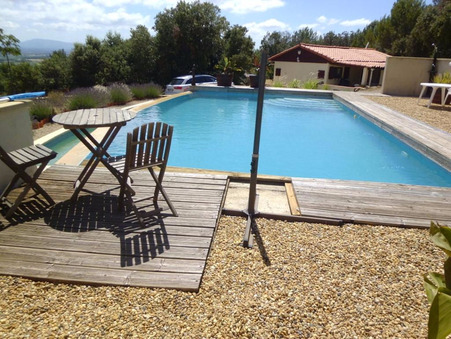 à vendre        Villa haut de gamme Languedoc-Roussillon 555 000 €