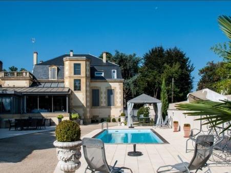 Achat Maison de maître haut de gamme Bergerac 1 102 000 €