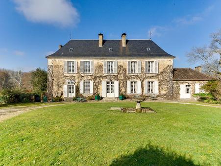Vente Maison de maître haut de gamme Bergerac 1 448 000 €