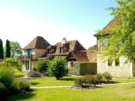 à vendre Complex de gîtes et hotel  Bergerac 1 627 500 €