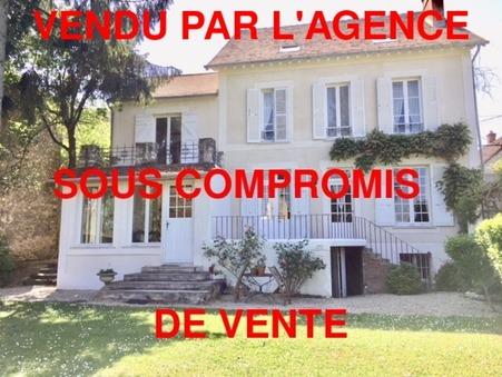 à vendre Maison de maître de prestige Fontainebleau 730 000 €