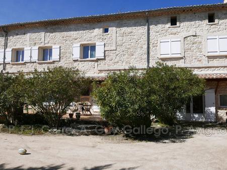 Vente Maison de luxe Uzès 699 000 €