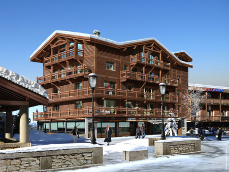 Maison de prestige Courchevel 1 260 000 €