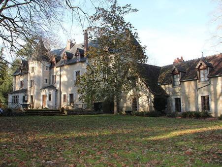 Achat        Château de luxe Centre 728 000 €